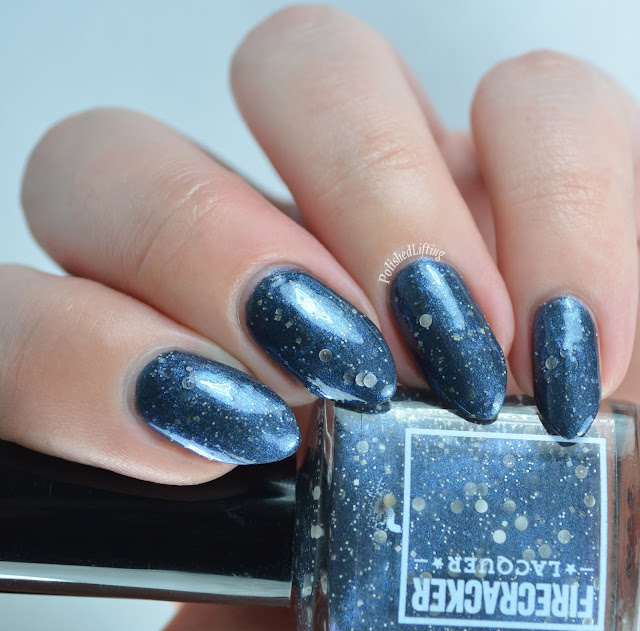Firecracker Lacquer Let It Snow