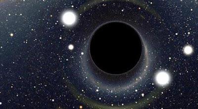 Cara Melepaskan Diri dari Lubang Hitam (Black Hole)