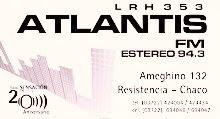 RADIO ATLANTIS FM 94.3MHZ