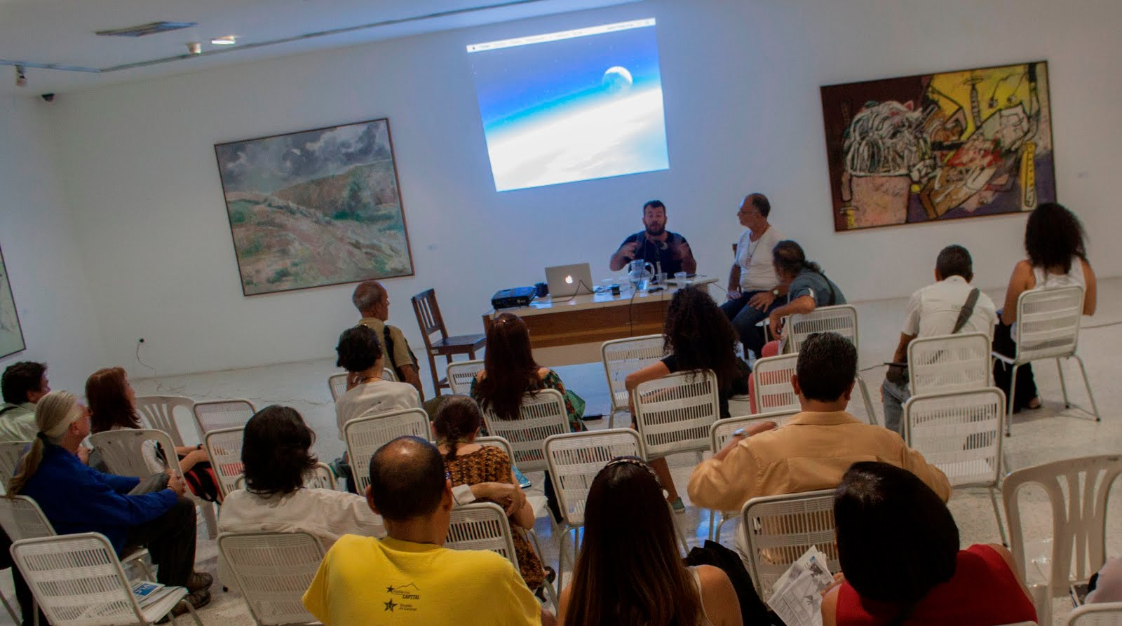 Conversatorio sobre documental Sierra de Perijá