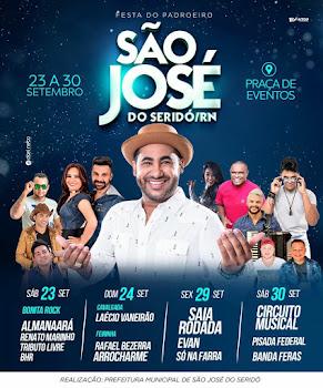 FESTA DO PADROEIRO SÃO JOSÉ DO SERIDÓ/RN