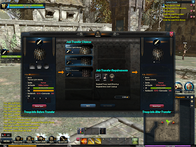 KUF2 - Job Transfer Trainee Light Infantry