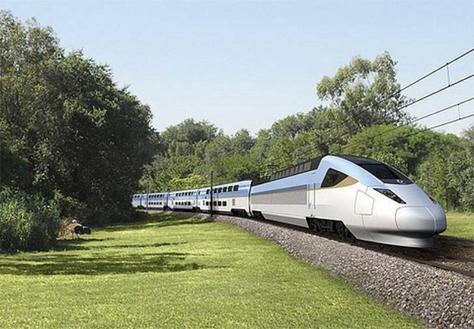 Los nuevos trenes Constitución- La Plata