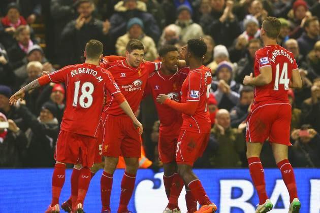 Liverpool Sudahi Laga Sengit Dengan Kemenangan