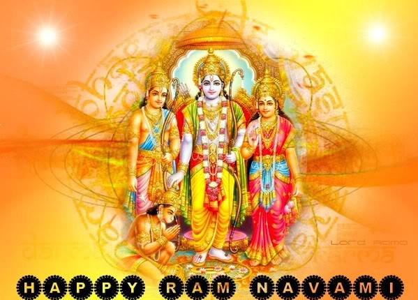 happy sri rama navami wishes