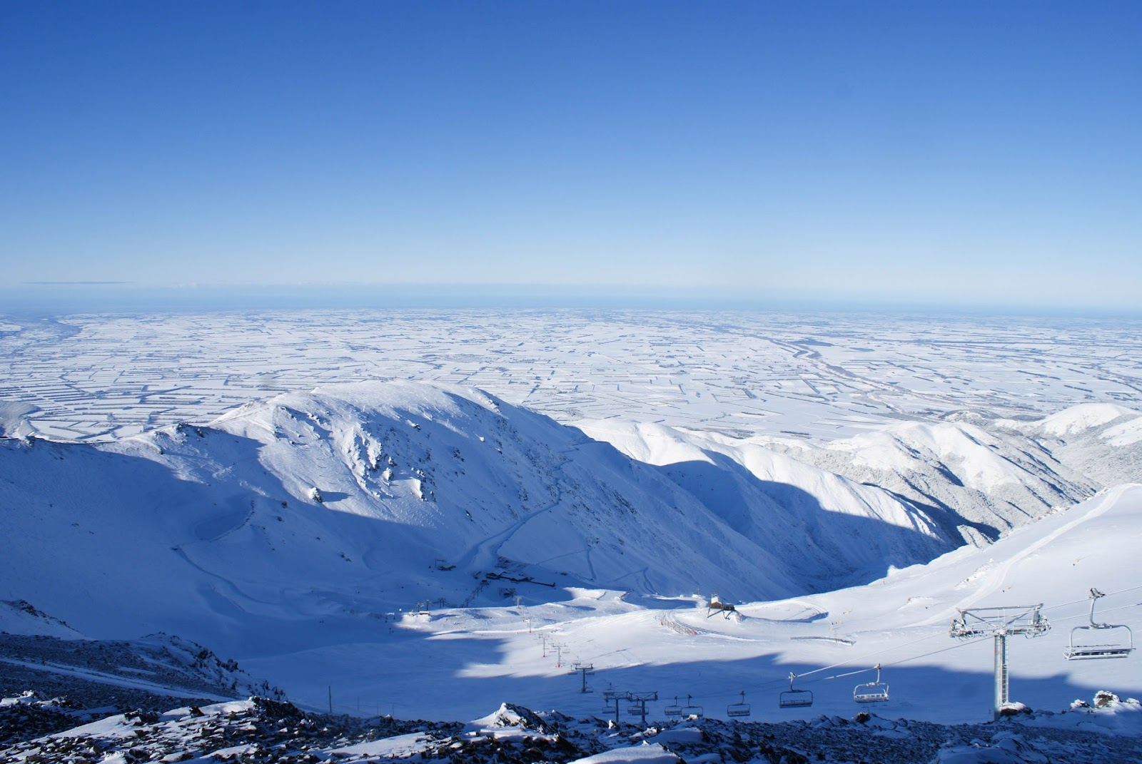 Alpine ski resorts plagued by lack of snow - Southern Hemisphere 2012 Season Underway