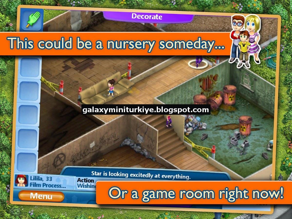 virtual families 2 как строить дом