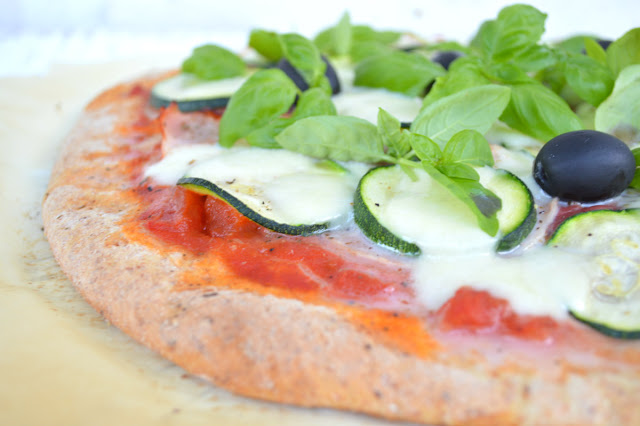 ZDRAVA PIZZA / HEALTHY PIZZA
