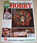 2009 - Mijn herfst setje staat gepubliceerd in ...