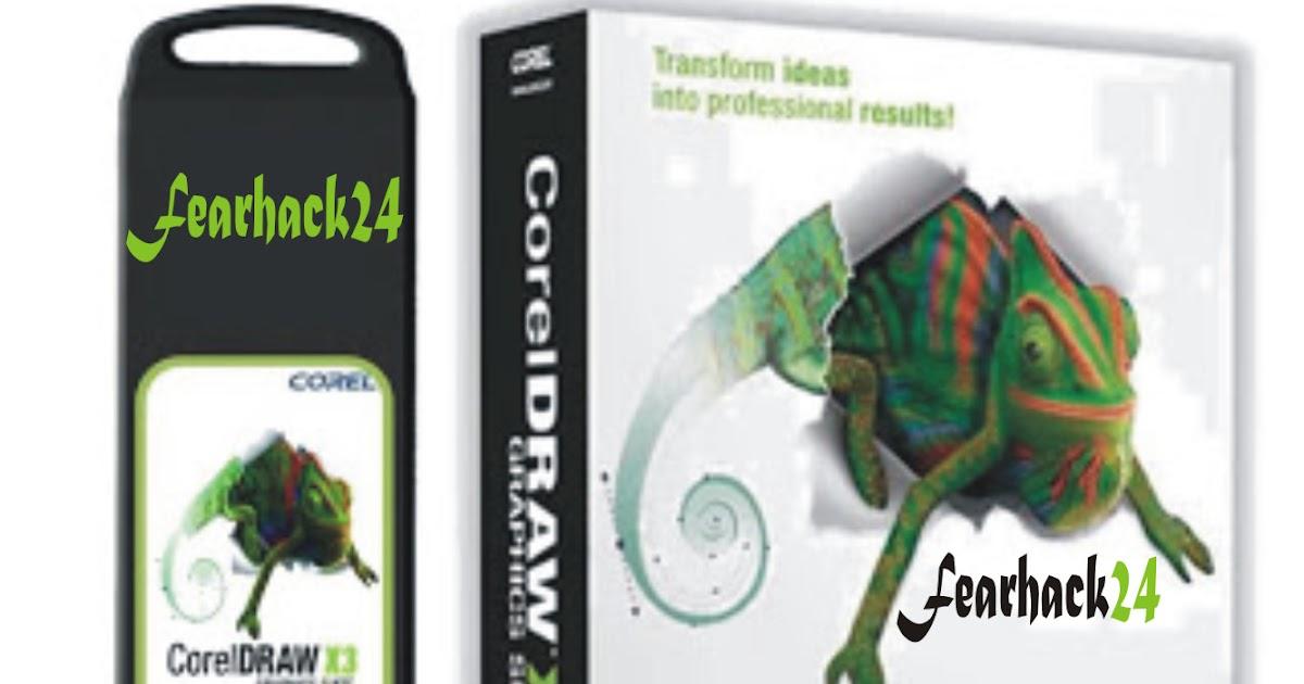 KOMPUTER & MULTIMEDIA: CorelDRAW X3 Portable Full Free