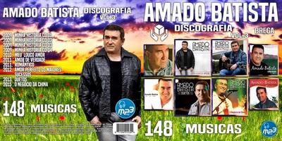Discografia Amado Batista Vol.3 2016