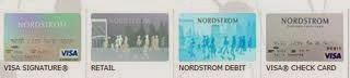 Nordstrom Card - Seriously...I'm not condoning retail credit cards ...