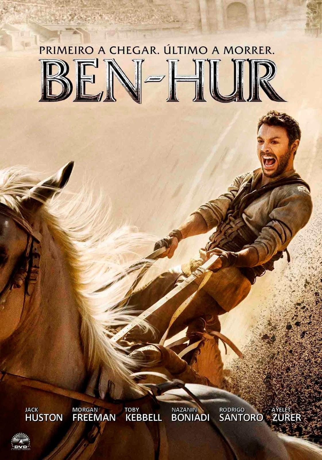 Ben-Hur Torrent – BluRay 720p e 1080p Dual Áudio (2016)