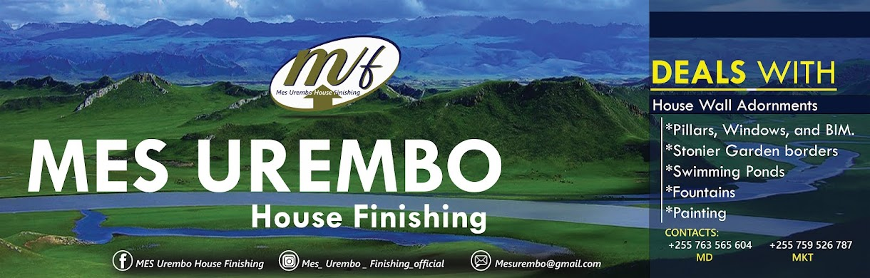 MES UREMBO HOUSE FINISHING