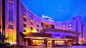 Hotel Radission Blu haridwar, Luxury Hotels in Haridwar