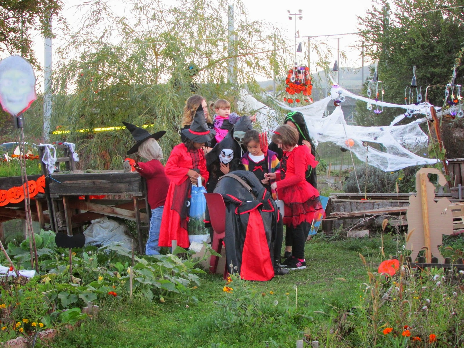 Jardin partag fdb le coin des enfants - Jardin d hiver henri salvador clermont ferrand ...