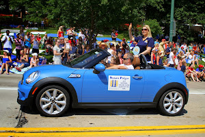 July 4, 2013 parade photos and videos