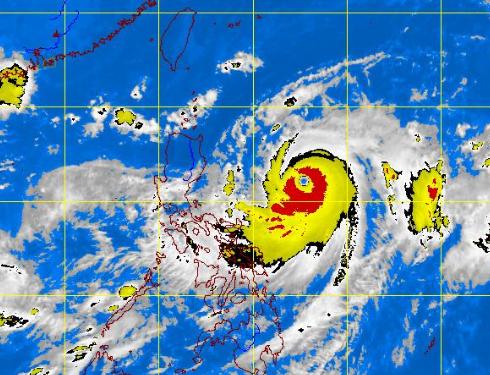 Typhoon Lawin Latest Update - September 25, 2012