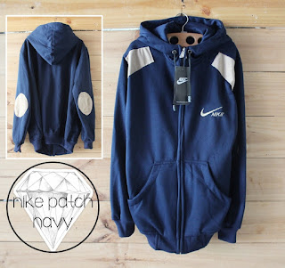 NIKE PATCH NAVY