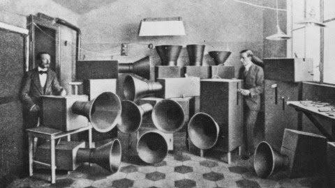 How did Art of Noise get their band name - Luigi Russolo - Orchestra