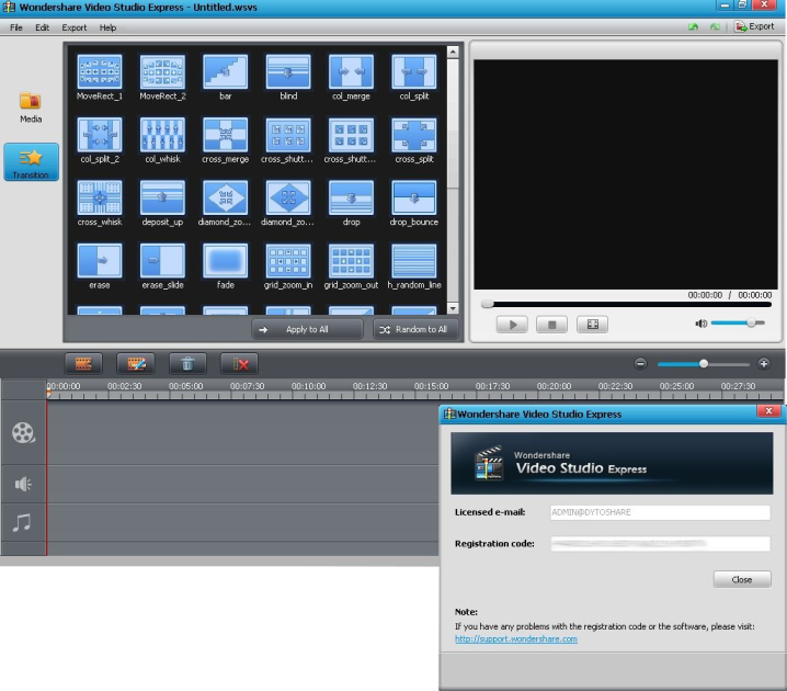 Wondershare video studio express keygen