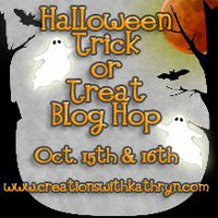 Halloween Trick or Treat Blog Hop October 15 & 16
