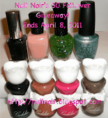 Nail Noir's 50 Follower Giveaway!