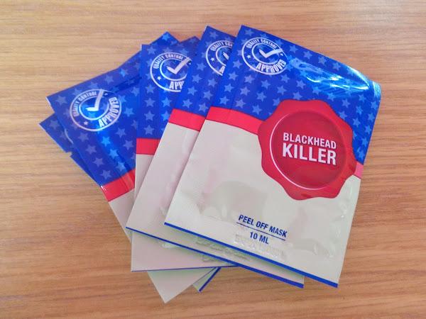 Blackhead Killer Mask Review