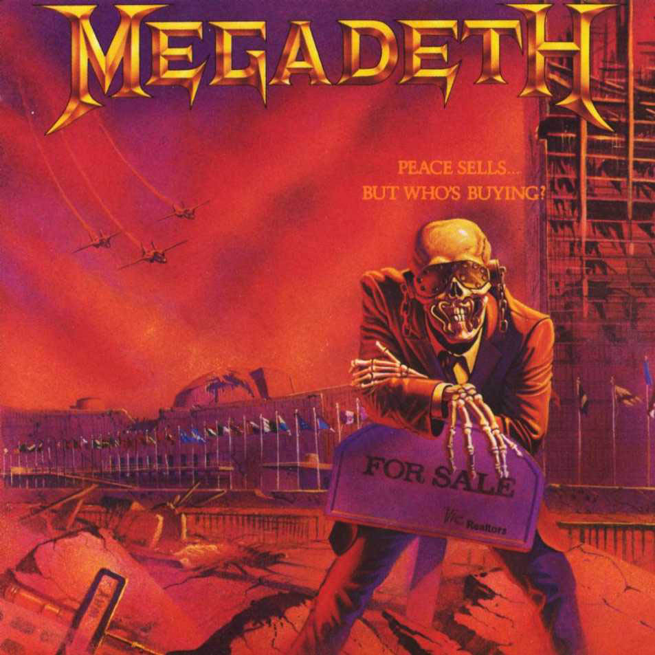 Megadeth wallpaper Peace Sells But Whos Buying