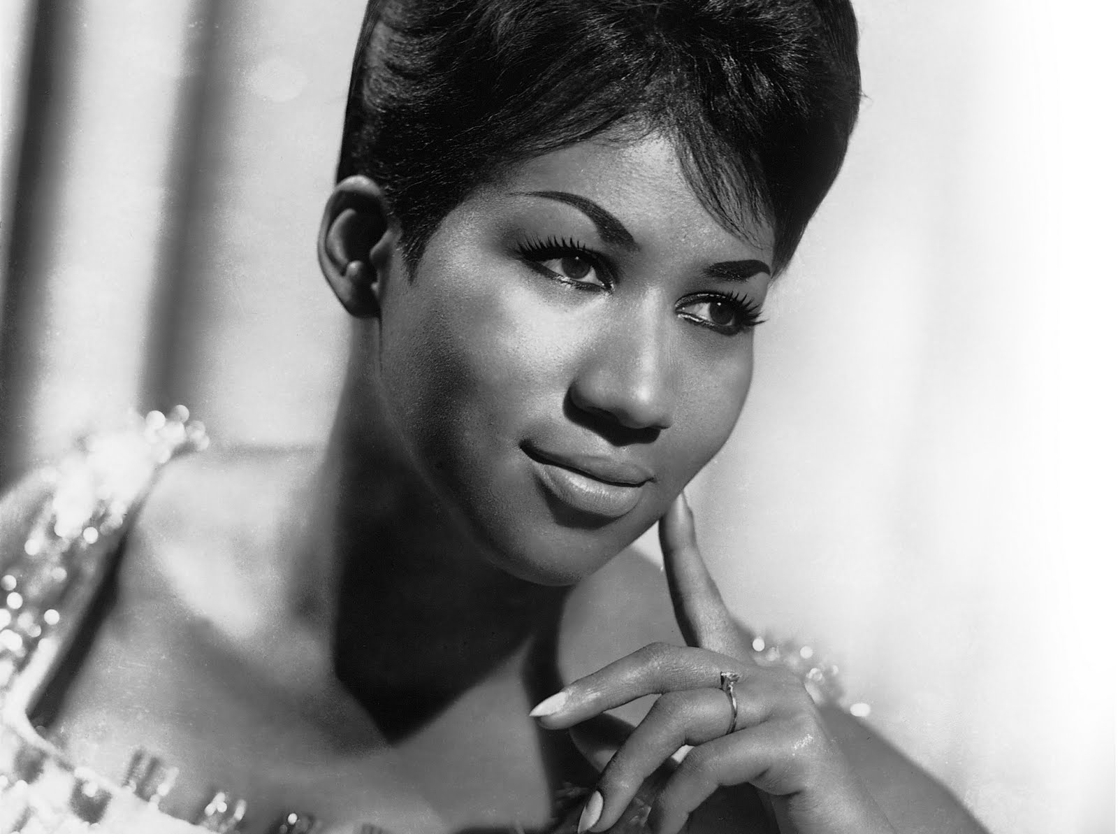 Aretha Franklin I Surrender Dear Rough Lover
