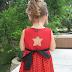 Vestido Infantil Estrela - Passo a Passo