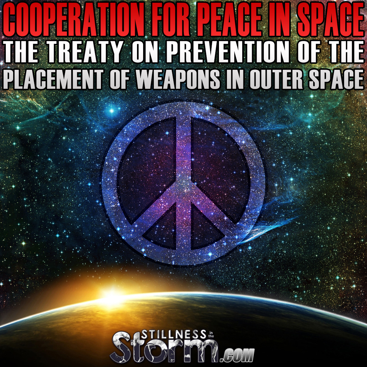 Outer space treaty essays