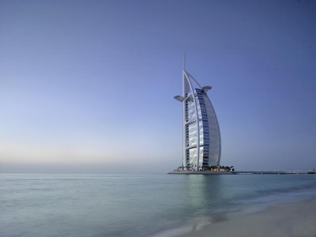 Christian Dalera - Burj Al Arab