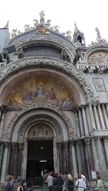 Bazylika Św. Marka - obowiązkowo do zobaczenia/Basilica di San Marco - a 'must see'