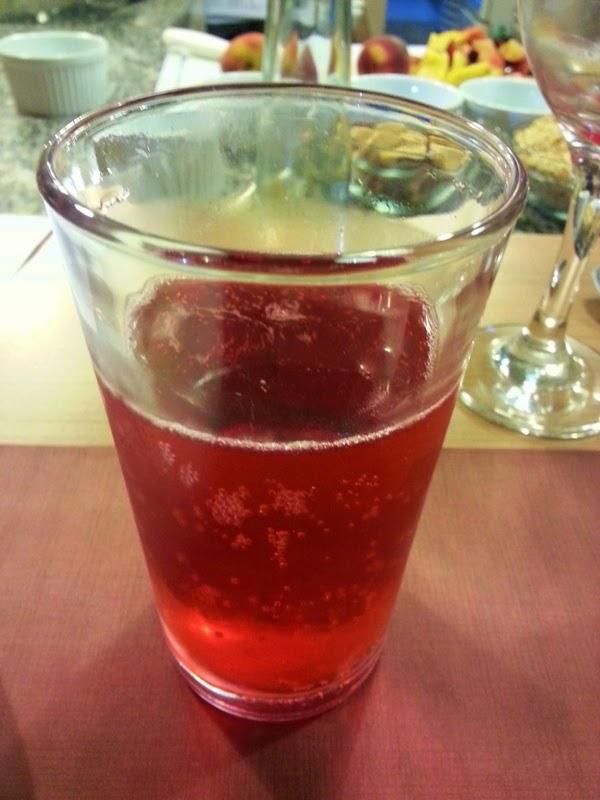 refrigerante de hibiscos