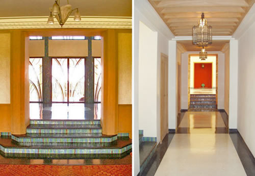 Modern Art House Design Interior