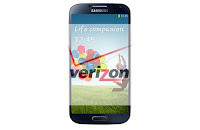Pre-order Samsung Galaxy S4 from Verizon