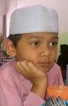 My youngest ٩(-̮̮̃•̃)۶