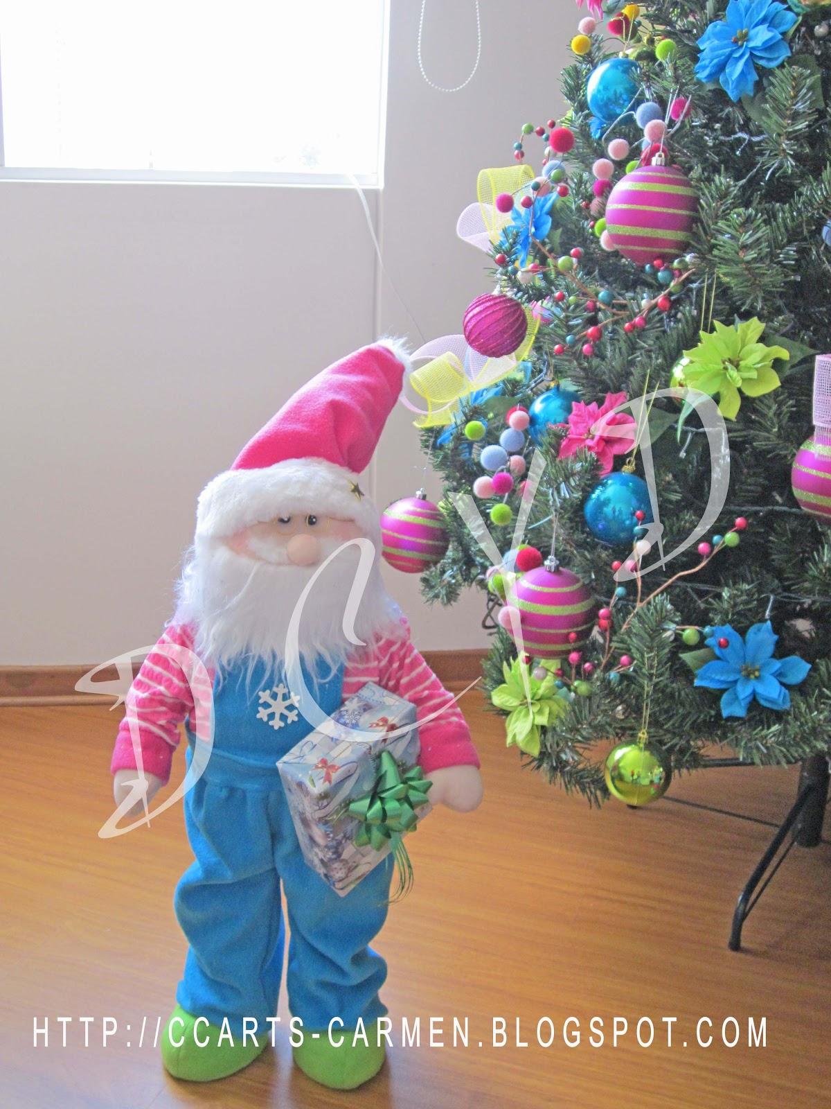 Decobaby nueva tendencia en decoracion navide a 2012 for Decoracion navidena artesanal