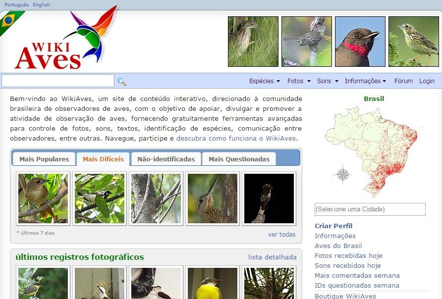 Wikiaves de Brasil