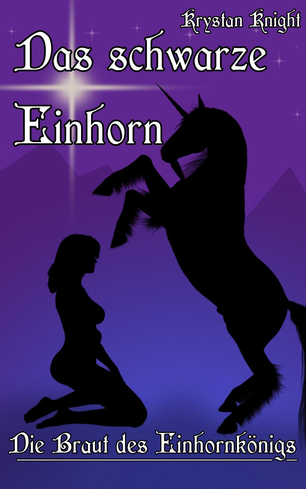 Einhorn und Prinzessin