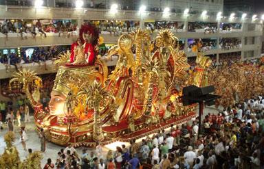 Famous Goa Carnival