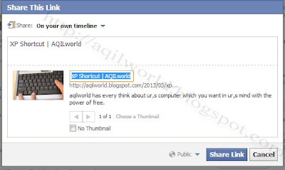 Proper Facebook Sharing Optimization