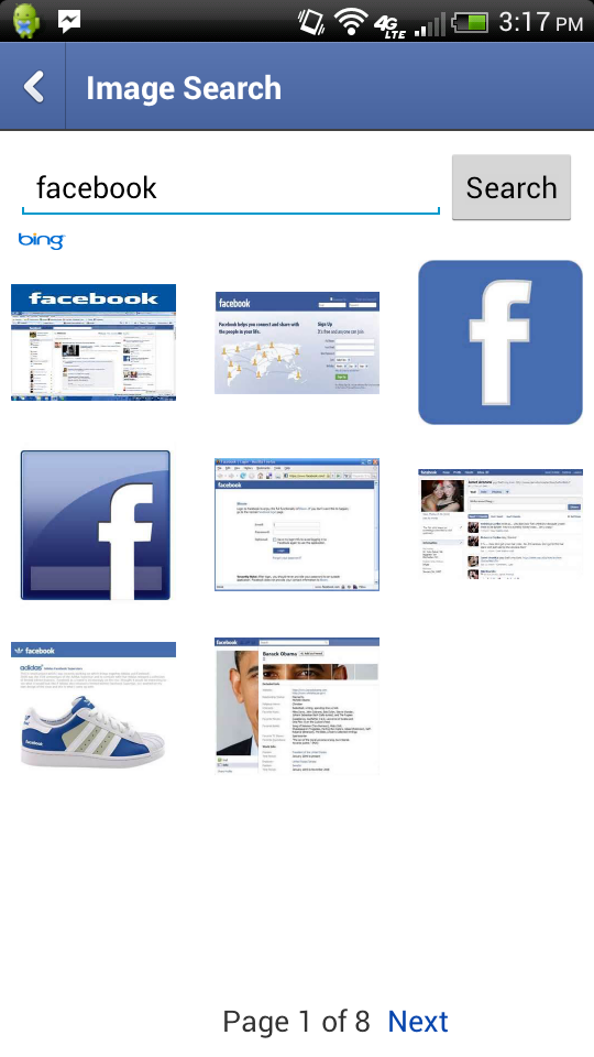 facebook pages manager app