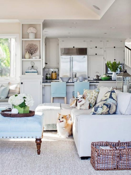 homey home design: Summer Decorating 101