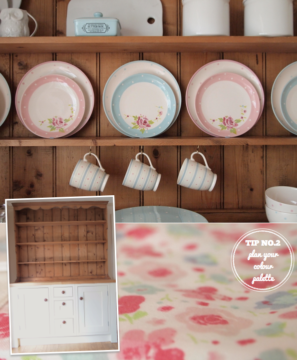 Country Kitchen Dresser: How To Style A Country Kitchen Dresser