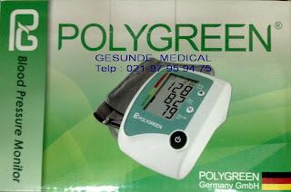 Tensi Meter Digital Polygreen KP-7520