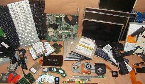 Analisa Kerusakan Pada Laptop