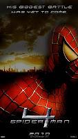 Pemeran Baru Film Spiderman 4 Menggantikan Peter Parker   :)
