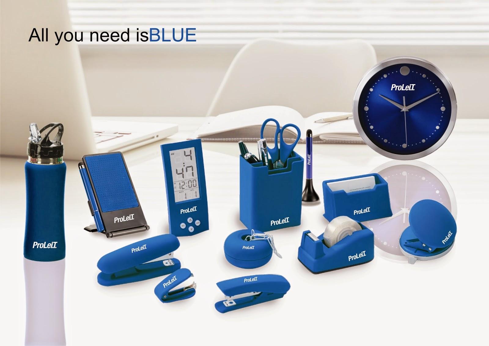 Ab25 tus regalos de empresa dale color a tu escritorio for Productos oficina
